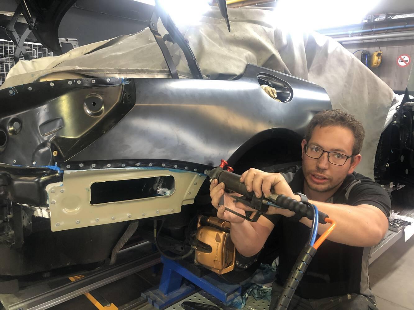 Safety first ook bij aluminium en composiet